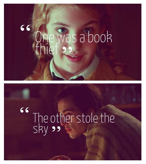 The Book Thief Quotes | Book Or Movie Once Upon An Ordinary