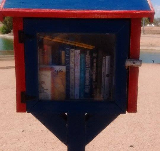 Little Free LibraryLove