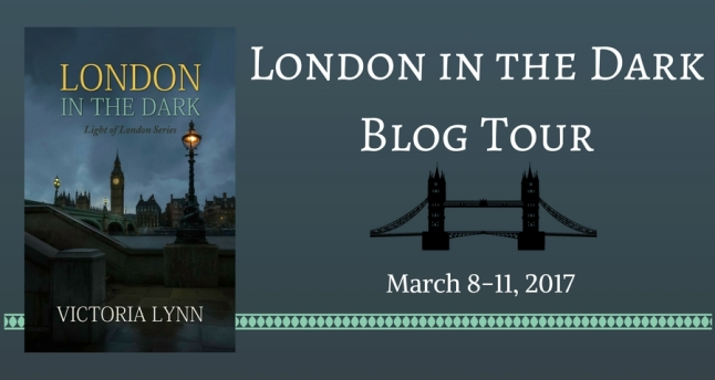 London in the DarkBlog Tour