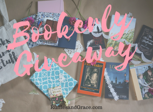 Bookerly Giveaway