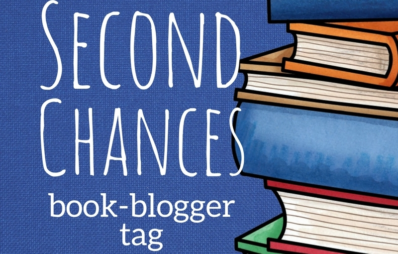 Second Chances Book-BloggerTag