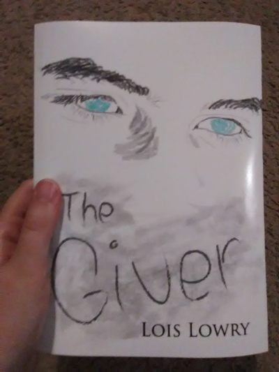 The Giver fan cover