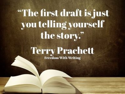 Tell yourself the story