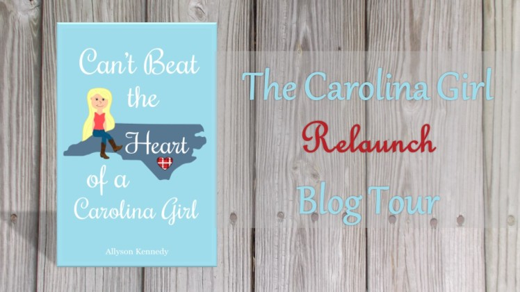 Carolina Girl Relaunch Blog Tour
