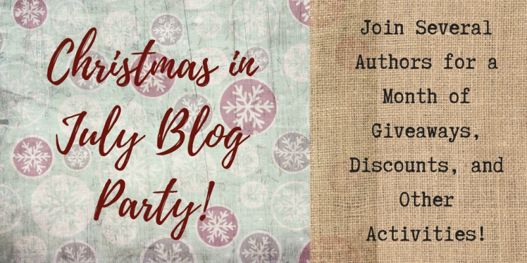 Christmas in July Blog Party! Burlap JPEG