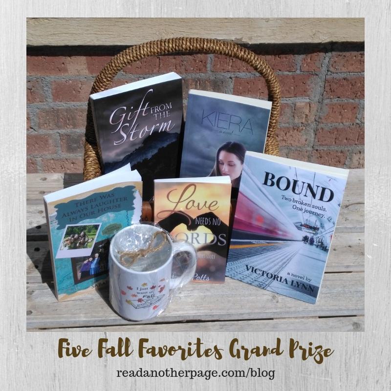 Five Fall Favorites Grand Prize