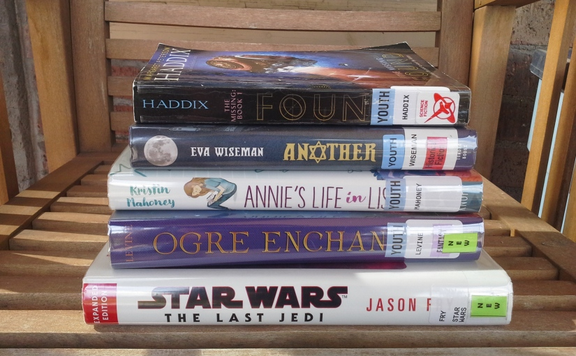 My Library Stack… OrTwo
