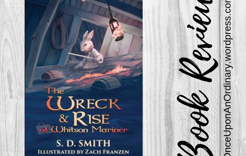 Book Review: The Wreck and Rise of WhitsonMariner