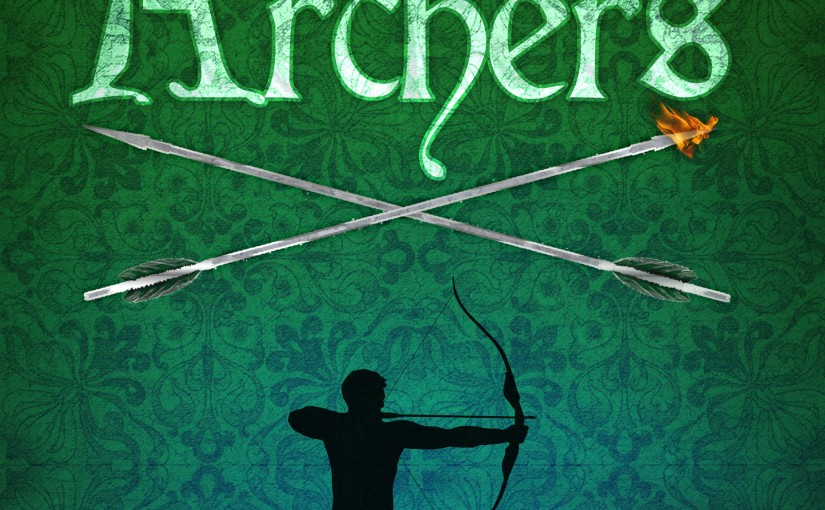 The Night Archers Excerpt (+ ReviewersNeeded!)