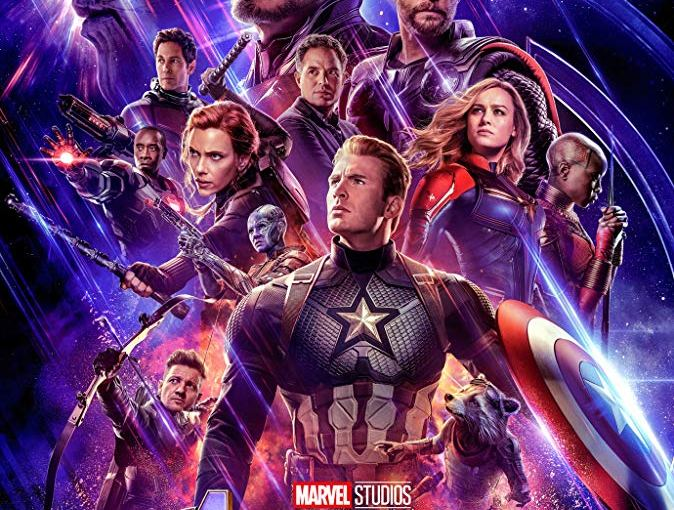 The End of the Line: My Thoughts on AvengersEndgame