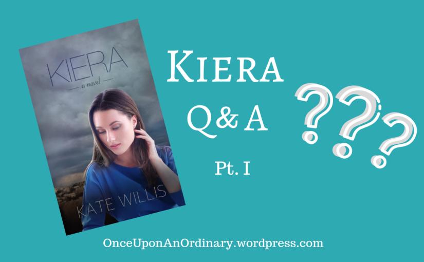Kiera Q & AVlog!