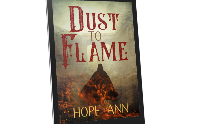 Dust to Flame CoverReveal!