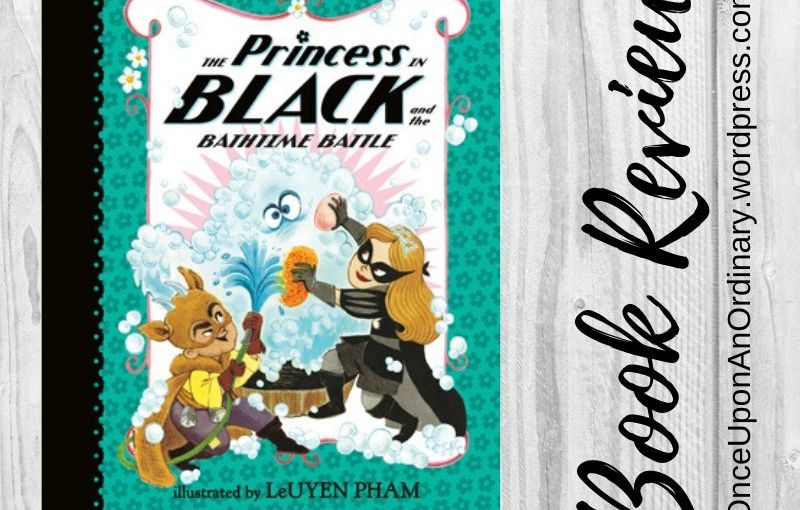 Book Review: The Princess in Black and the BathtimeBattle