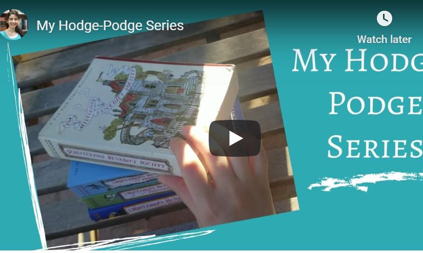 My Hodge-Podge Series