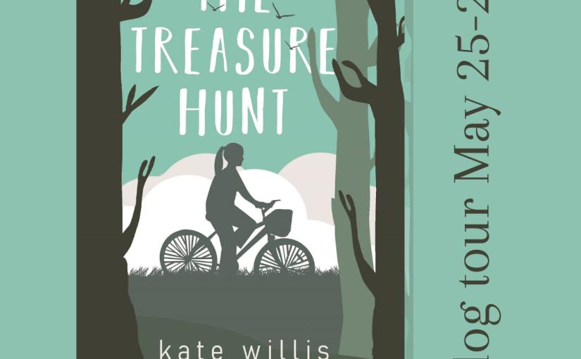 The Treasure Hunt Blog Tour: Last Day!;)