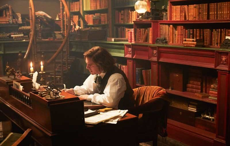The Man Who Invented Christmas(Review)